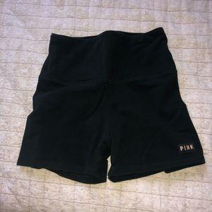 victoria's secret PINK bike shorts